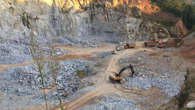 Quarry Operations Contract at Labu, Negeri Sembilan<span> - (Ongoing Project)</span>