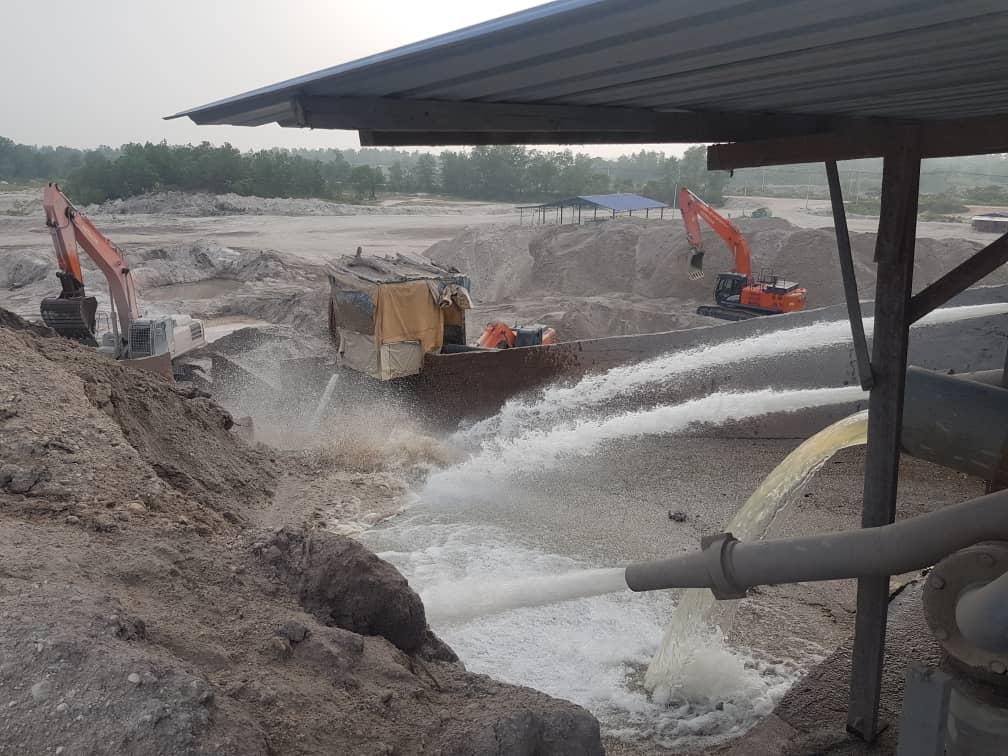 sand mining 1
